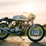A Norton Commando 750 Gets The Retrospeed Treatment Bike Exif