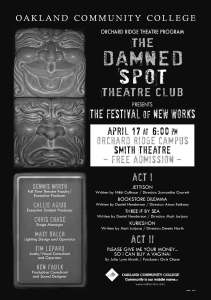 Damned Spot Theatre Club