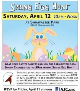 Spring Egg Hunt