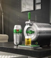 No more trips to the glass container thanks to Heineken!