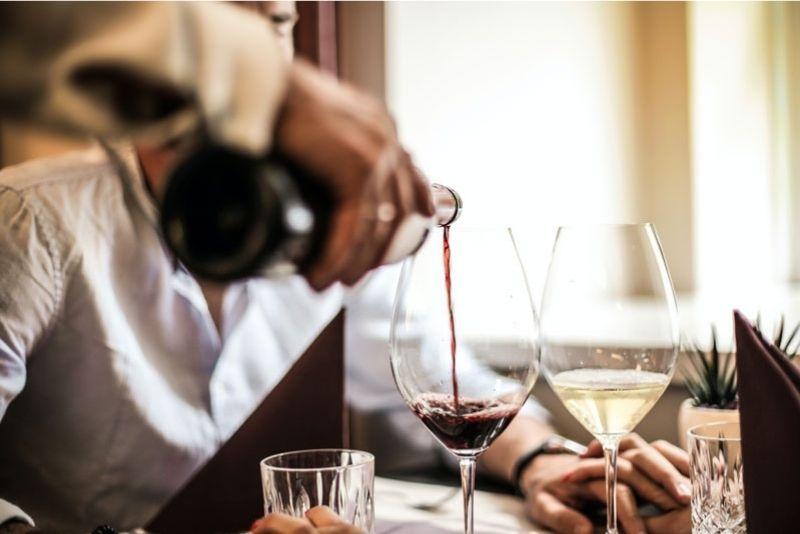 2 glazen wijn per dag teveel