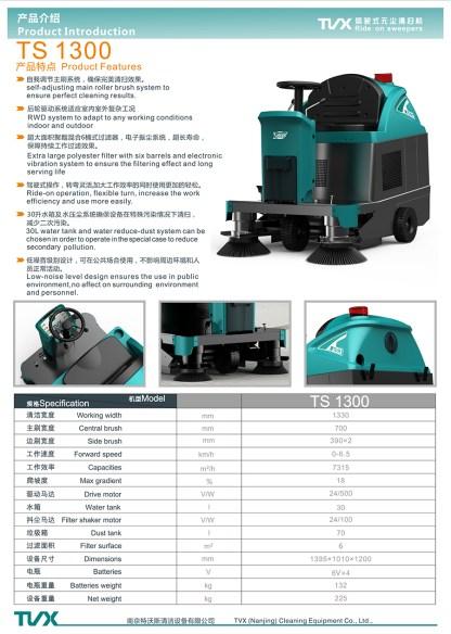 TVX TS1300
