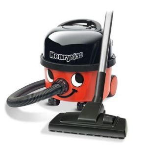 red henry vacuum cleaner sold by kic