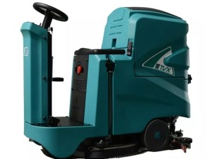 TVX T-90/55R 21″ 90 Litre Ride-on Scrubber Dryer
