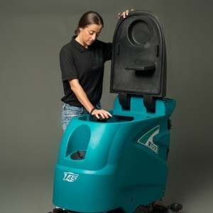 T-45 Floor scrubber sole and maintained by KIC Machines Ltd