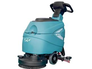 TVX T-35 Battery Operated 35 litre Scrubber Dryer
