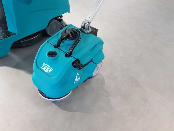 TVX T15 Walk-Behind Scrubber Dryer Machine