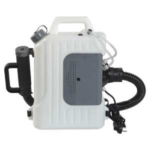10L Electric ULV Fogger Backpack Sprayer Disinfection Spray Fogging Machine