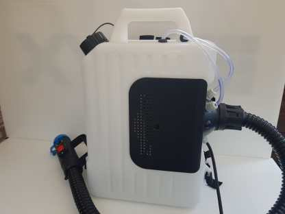 Electric Fogger Sprayer Machine ULV For Disinfection and Sterilisation – Backpack Style – UK (10 Litre)