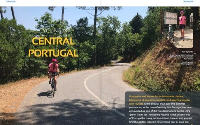 Cycling In Central Portugal