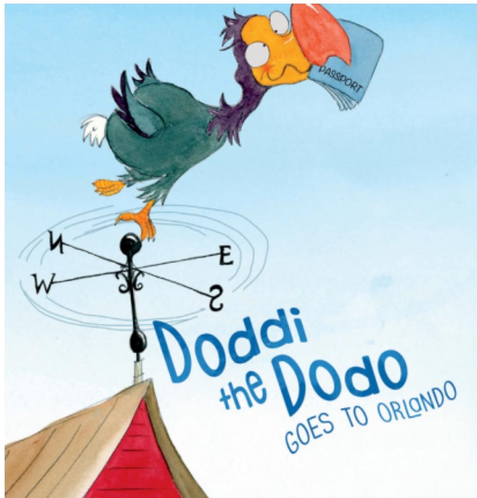 doddi-the-dodo-goes-to-orlando-mcdonalds-happy-meal-books
