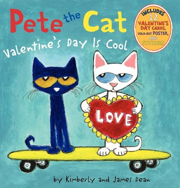 McDonald\'s Happy Meal Books – Pete the Cat Valentine\'s Day is Cool ...