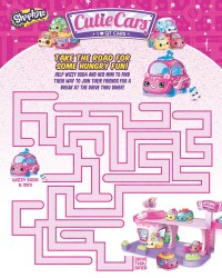 Shopkins Cutie Cars List Of Characters Checklist Kids Time