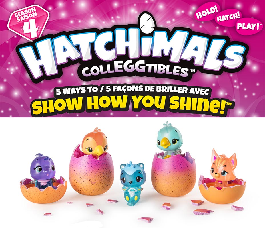 Hatchimals Colleggtibles Season 4 List Of Characters Checklist