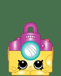 Flash Camera #8-236 - Shopkins Season 8 - Bag Charms