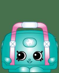 Lana Luggage #8-244 - Shopkins Season 8 - Bag Charms