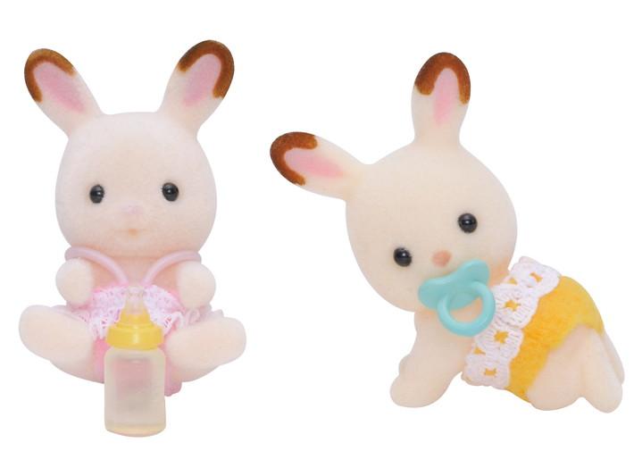 Hopscotch Rabbit Twins