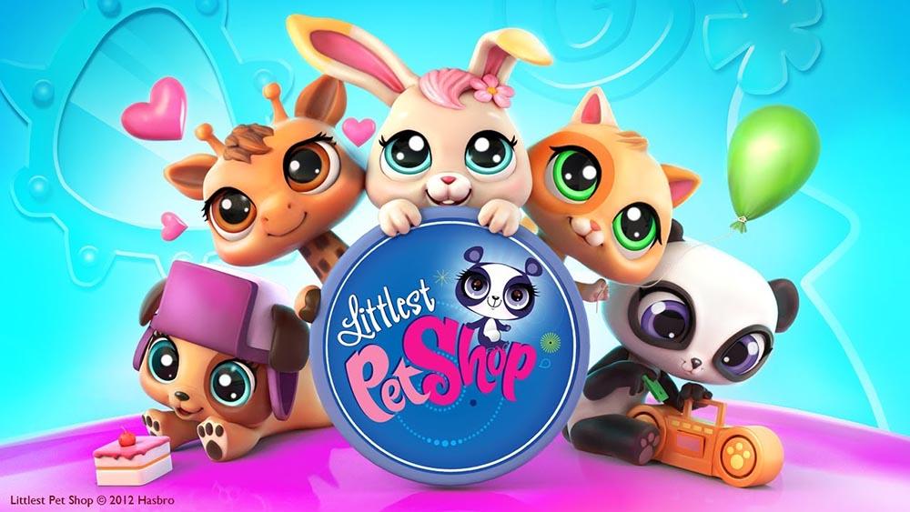 littlest pet shop series 2 farm kids time