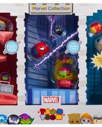 Tsum Tsum Marvel Collection 12 Piece Set