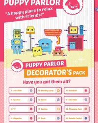 Shopkins Happy Places Season 2 - Puppy Parlor List / Checklist