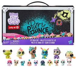 Littlest Pet Shop LPS Crew Case