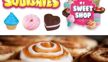 Softn Slo Squishies Series 1 Sweet Shop