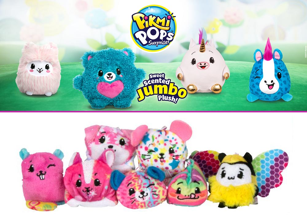 Pikmi Pops Surprise Season 3 List Of Characters Checklist Kids