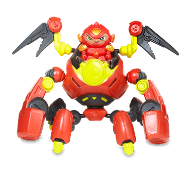 Hard Ware Ready 2 Robot Survivor Battle Pack