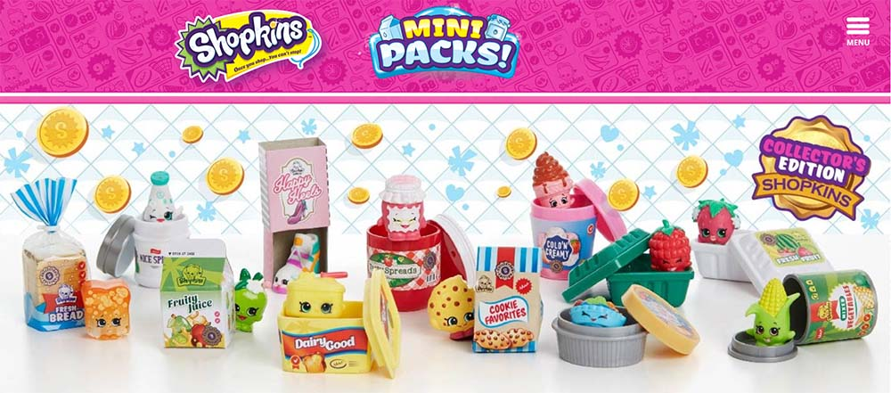 Shopkins Season 10 Mini Packs Cleaning List Of Characters