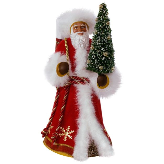 Hallmark Christmas Ornaments.Hallmark Christmas Ornaments 2017 Qsm7815 Father Christmas