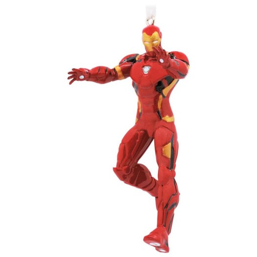 hallmark christmas ornaments 2018 marvel avengers iron man hallmark ornament