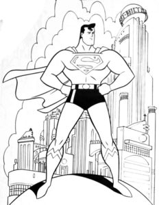 Burger King Jr. Meal Toys 1997 – Superman
