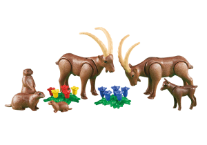 Playmobil Country - 6318 Alpine Animals