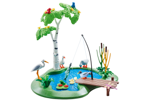 Playmobil Country - 6574 Fishing Pond