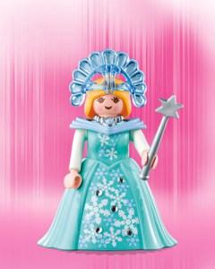 Playmobil Figures Series 1 Girls - Snow Princess