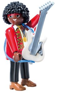 Playmobil Figures Series 11 Boys - Guitarist