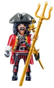 Playmobil Figures Series 11 Boys - Pirate Captain
