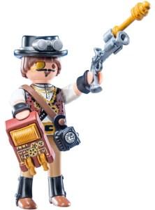 Playmobil Figures Series 11 Boys - Time Traveler