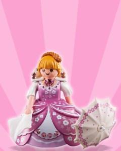 Playmobil Figures Series 3 Girls - Victorian Lady
