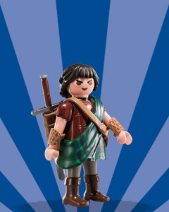 Playmobil Figures Series 6 Boys - Highlander