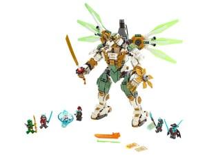 Lego Ninjago Lloyd's Titan Mech 70676