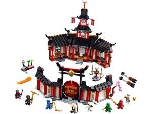 Lego Ninjago Monastery of Spinjitzu - 70670
