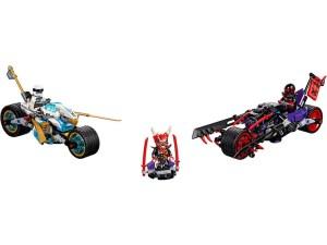 Lego Ninjago Street Race of Snake Jaguar - 70639