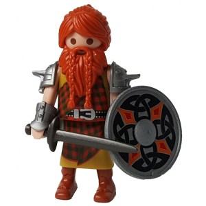 Playmobil Figures Series 15 Boys - Scottish Warrior