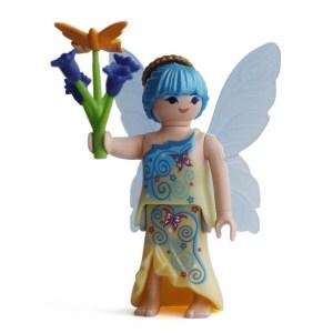 Playmobil Figures Series 15 Girls - Blue Fairy