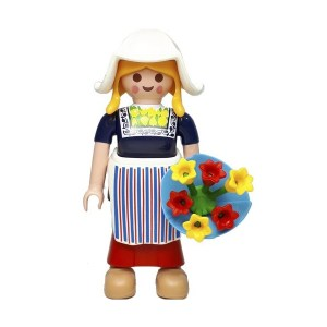 Playmobil Figures Series 15 Girls - Dutch