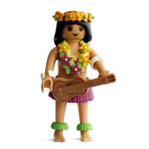 Playmobil Figures Series 15 Girls - Hawaiian