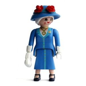 Playmobil Figures Series 15 Girls - Queen of England