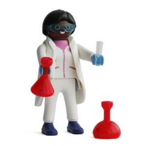 Playmobil Figures Series 15 Girls - Scientific