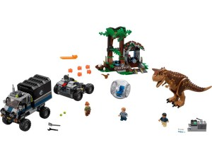 LEGO® Jurassic World™ Products Carnotaurus Gyrosphere Escape - 75929